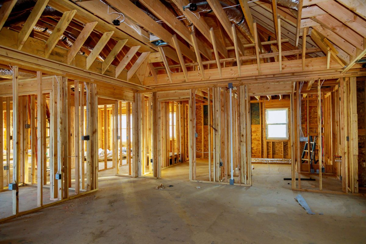 New Luxury Home Construction